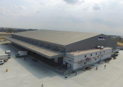 Storage Warehouse - Phnom Penh - 2019