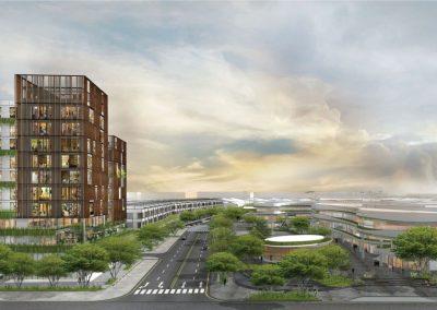 ONE KMH Tower-Phnom Penh-2020