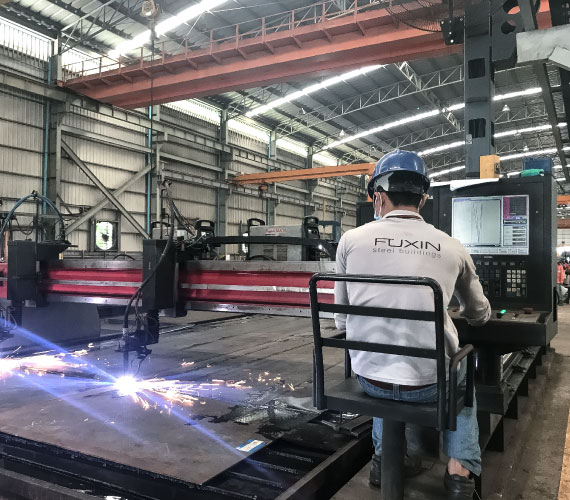 Use of Digital Technology Increases FUXIN's Productivity and Quality